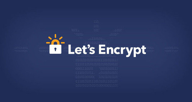 Let´s Encrypt.